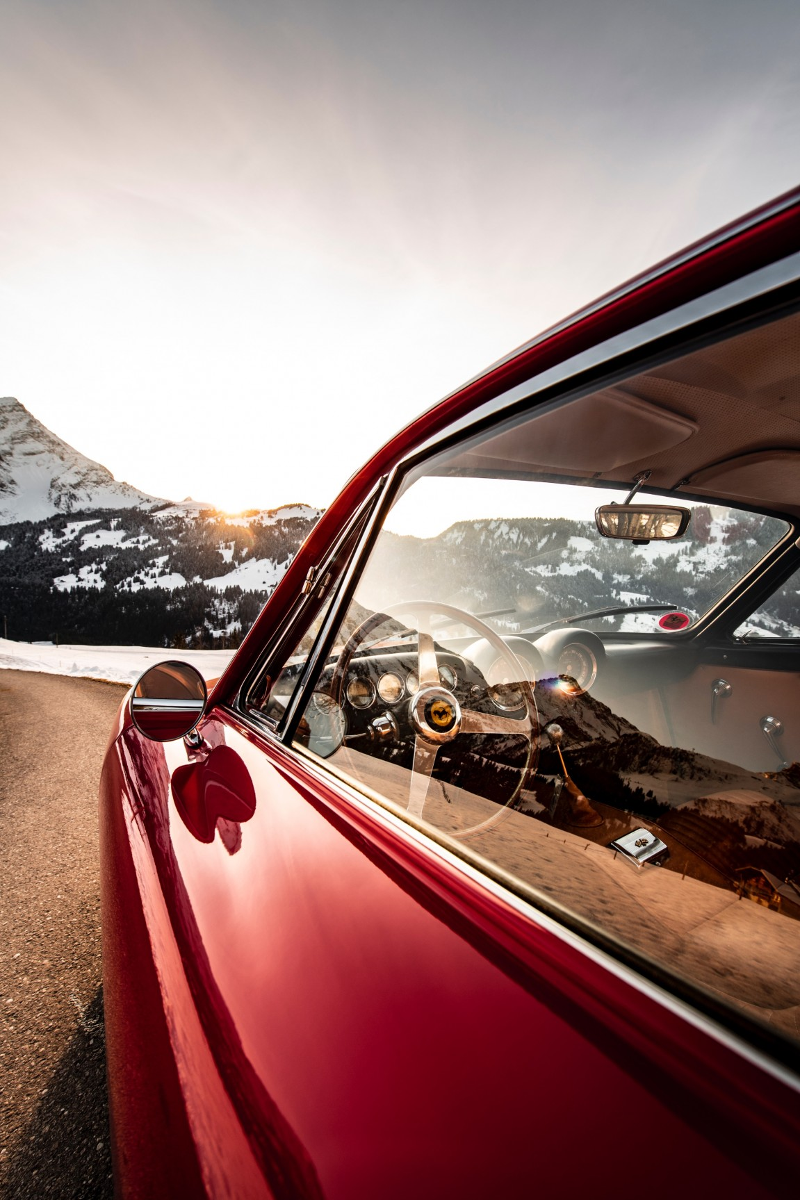 Gstaad Classic Car Auction